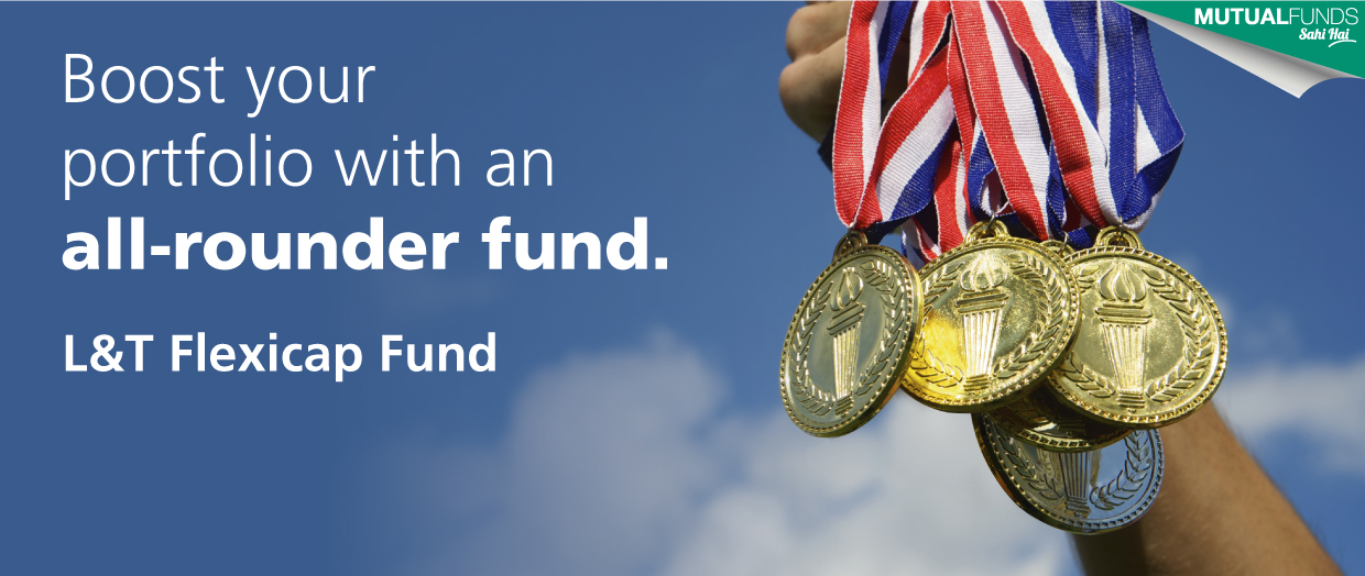 Invest in L&T Flexicap Fund to give an overall boost to your portfolio
